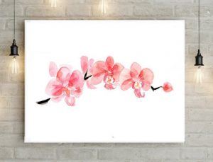 orchid prints - orchid gifts